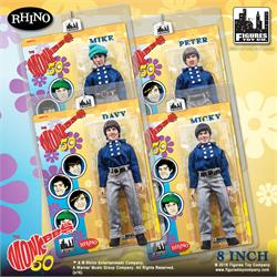 The Monkees Action Figures