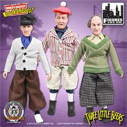 The Three Stooges Action Figures
